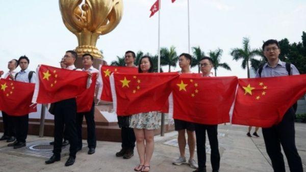 China exige a EE.UU. no interferir en el conflicto de Hong Kong