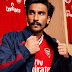 Ranveer Singh a true gunner at heart-launched adidas' home kit 2019/20 for his favourite club Arsenal