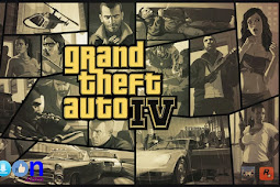 How to Download and Play Game Grand Theft Auto IV for PC Laptop