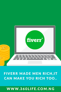 Fiverr, 360life blog