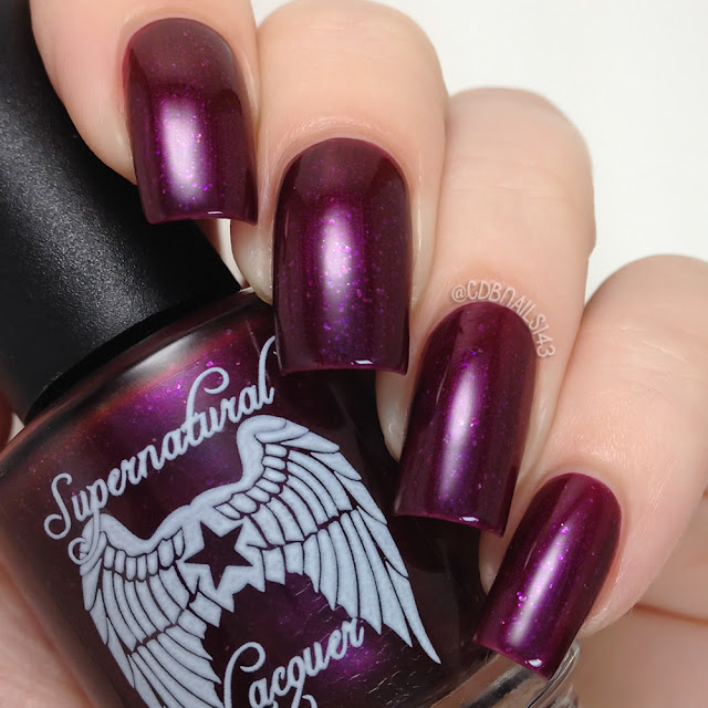 Supernatural Lacquer-Chasm