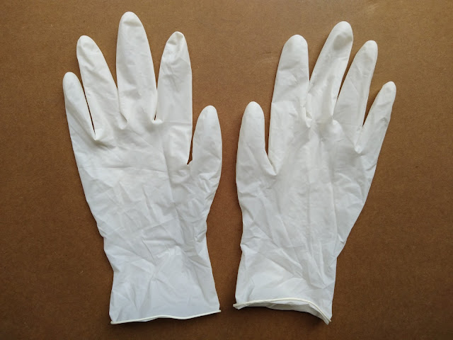 Găng tay cao su y tế latex mỏng