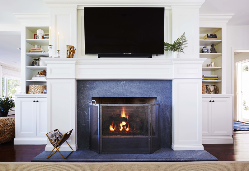 10 Modern Fireplace Ideas