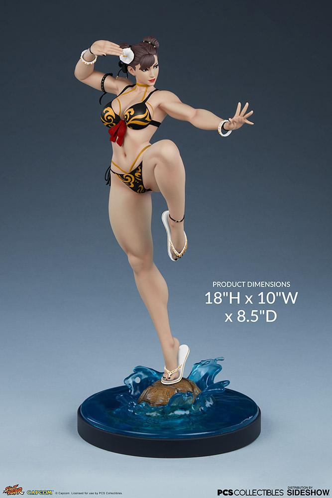 Chun Li Nude Figure