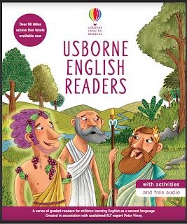 Catalogo isuu Usborne English Readers: