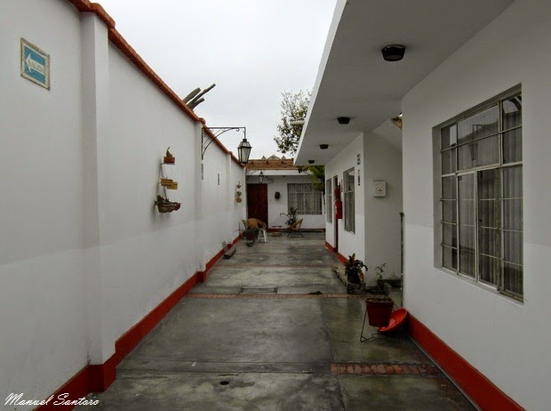 Trujillo Hospedaje El Conde de Arce  I Viaggi di Manuel  Blog di viaggio