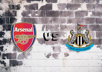 Arsenal vs Newcastle United  Resumen y Partido Completo