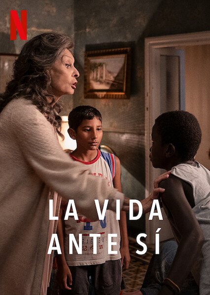 The Life Ahead (2020) NF WEB-DL 1080p Latino