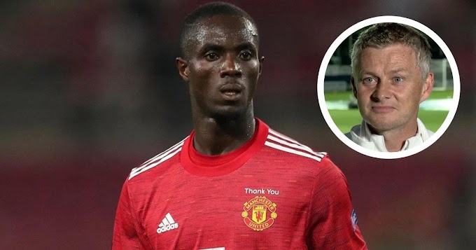 Manchester United boss Ole hint on Bailly's chances to start against Brighton