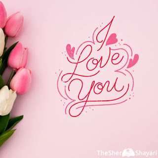 i lovr you message and shayari