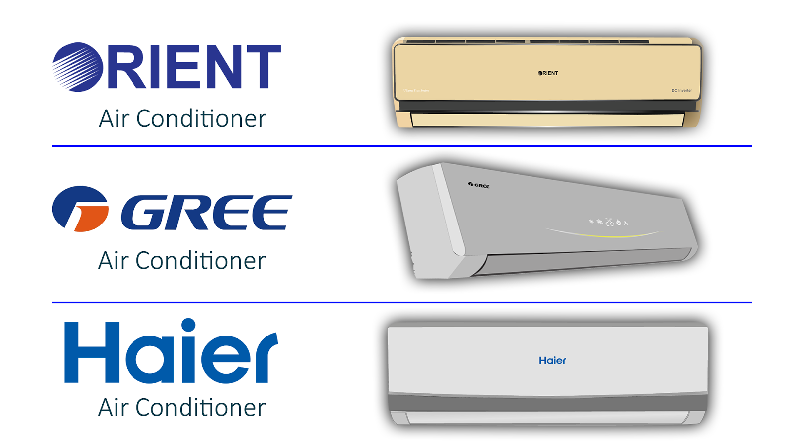 #105BA4 Top 5 Best Air Conditioner To Buy In Pakistan Top5ver Reliable 14638 What Air Conditioner Is The Best wallpaper with 1600x900 px on helpvideos.info - Air Conditioners, Air Coolers and more