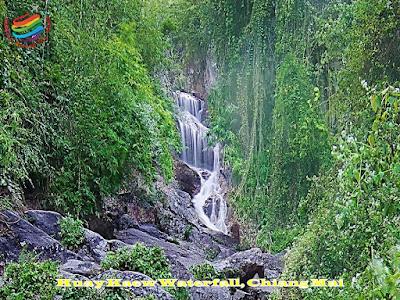 Huay Kaew Waterfall, Chiang Mai, Thailand