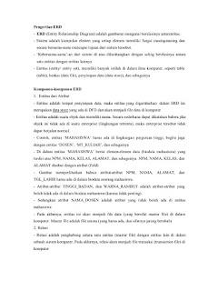 Pengertian Erd Menurut Para Ahli : pengertian, menurut, Pengertian, Scribd