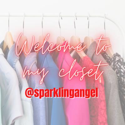 A link to my Poshmark closet @sparklingangel