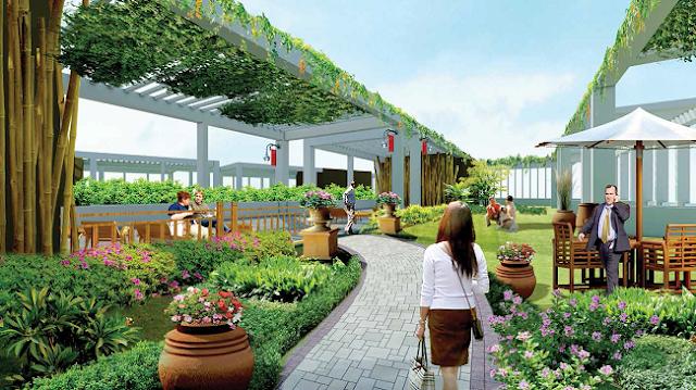 Vườn thượng uyển Green Pearl 378 Minh Khai