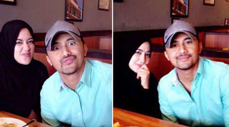 Foto Pipik Dian Irawati dan Hengky Kurniawan