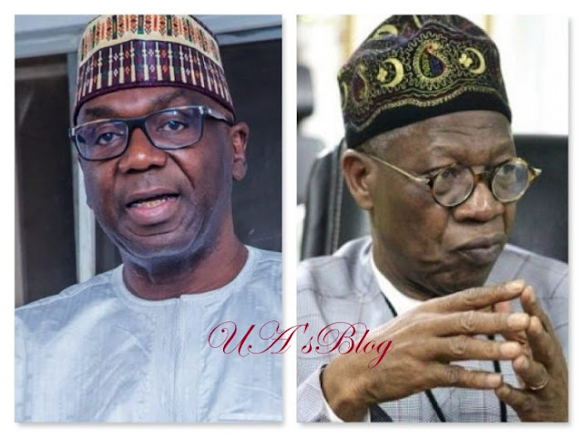 Governor Abdulrahman And Lai Mohammed Set APC Kwara On Fire