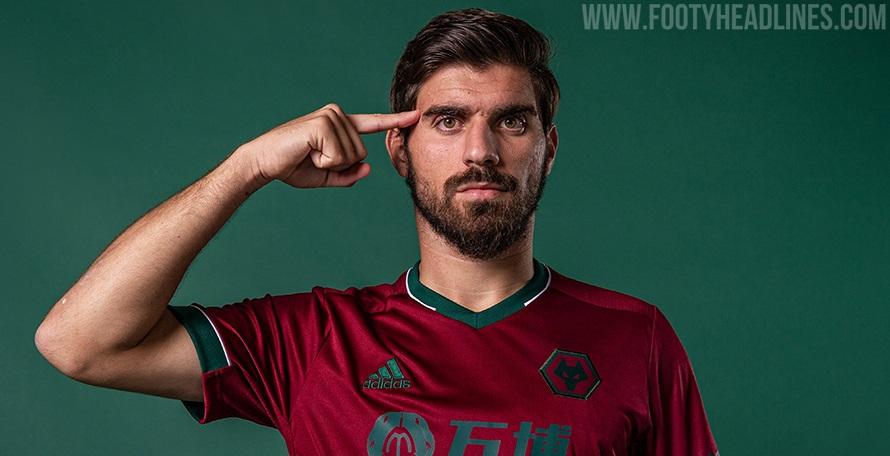 Wolves 20-21 Third Kit Released - Footy Headlines