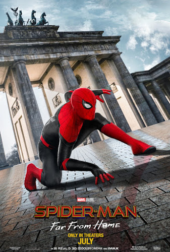 Spider-Man: Far from Home (HDRip 1080p Ingles Subtitulada) (2019)