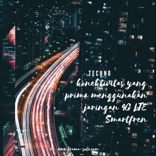 Smartfren sebagai salah satu operator 4G LTE yang lebih hemat dan cepat di Indonesia