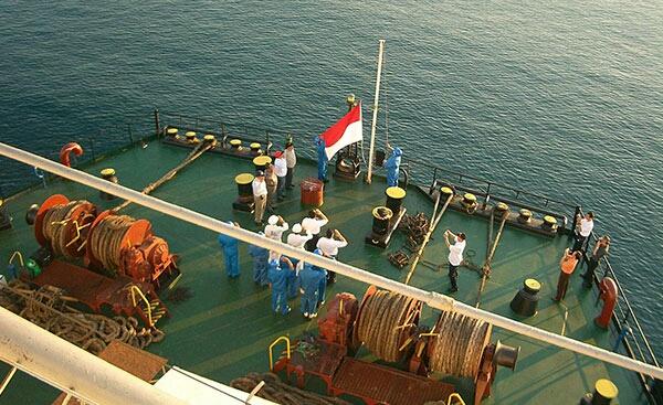 Kapal Indonesia tak Wajib Berbendera Indonesia, Ki Gendeng: Pengkhianatan Bangsa