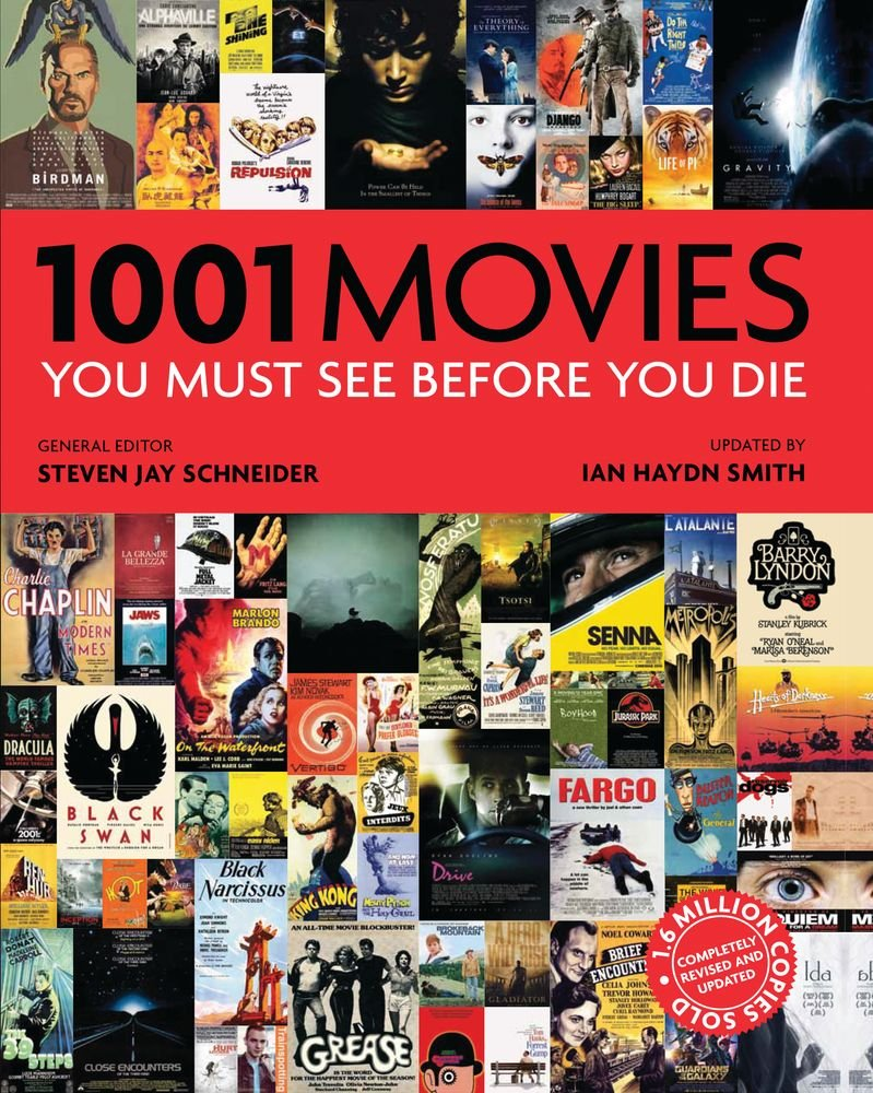 1001 Games To Play Before You Die List movies that you must see