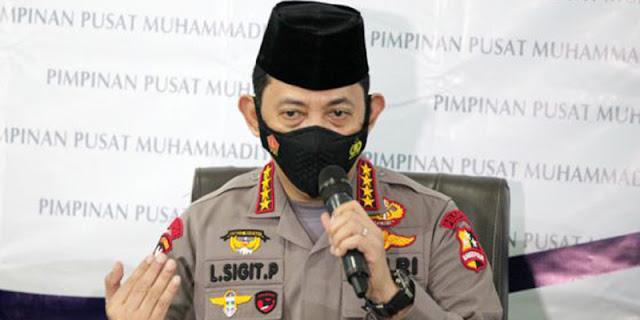 Pengamat: Kapolri Akan Dijadikan NU Dan Muhammadiyah Mitra Terdepan
