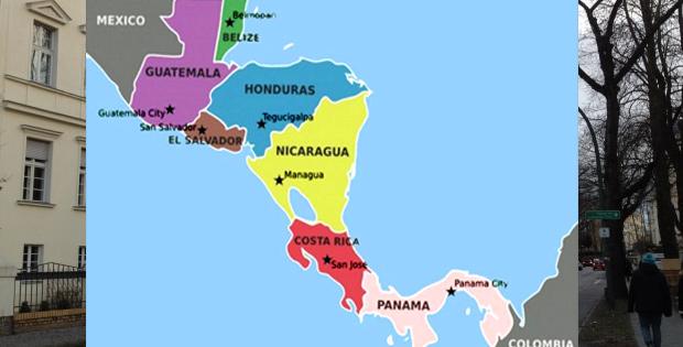 Negara Amerika Tengah dan Keadaaya