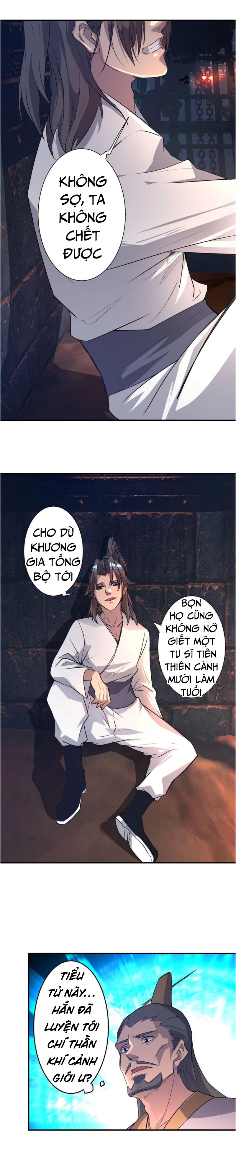 Ta Luyện Dược Thành Thánh Chapter 4 video - truyenmh.com