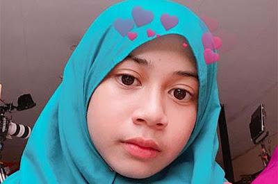 Asya Lianda Pakai Hijab