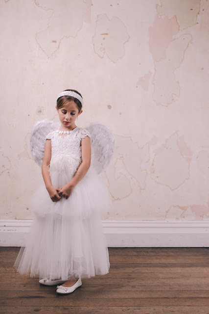 MELBOURNE HANDMADE FLOWER GIRL DRESSES