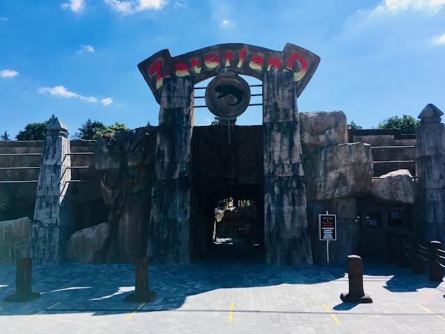 Park rozrywki Zatorland w Zatorze