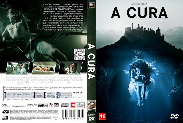 Capa DVD A Cura [Custom]