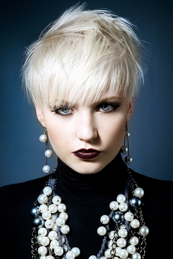 Cool Layered Very Short Hairstyles Trends 2012 | HairStyle for Womens
