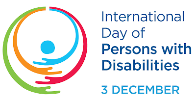 International Day of Persons with Disabilities - December 3, 2019
