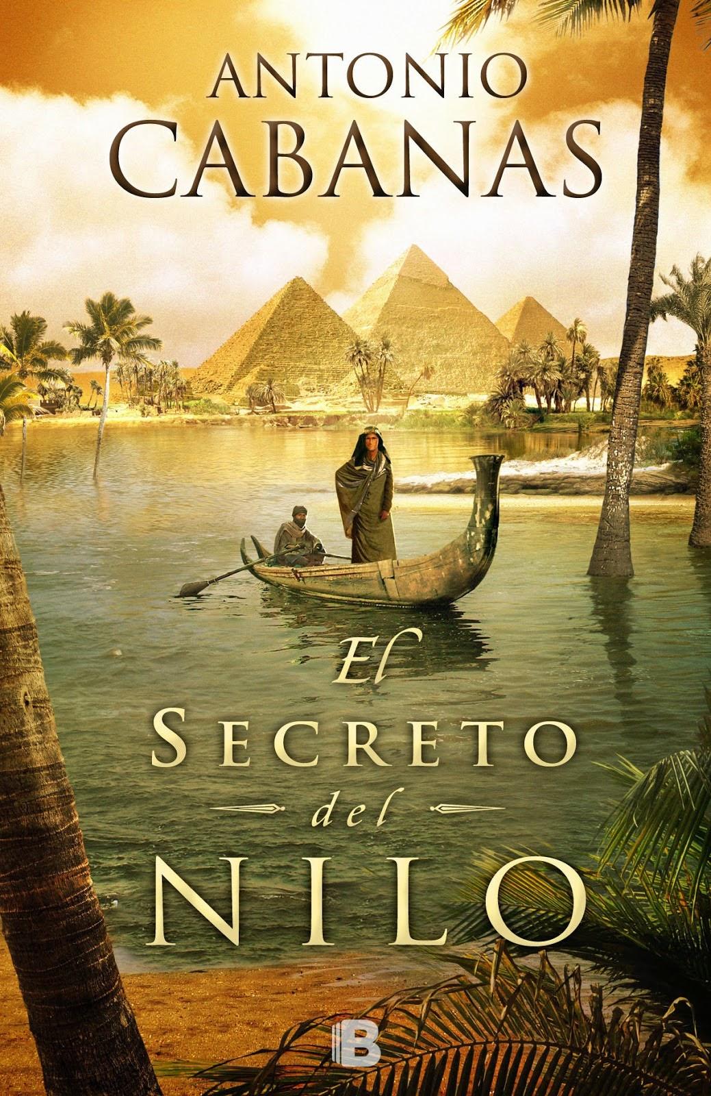 El Secreto del Nilo Antonio Cabanas