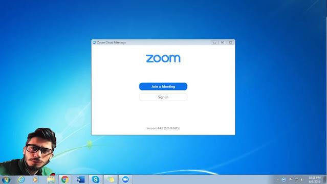 قم بتنزيل أحدث اصدار من تطبيق ZOOM Cloud Meetings مجانًا