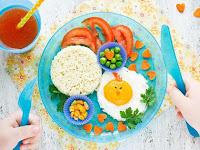 4 Kelompok Makanan Ini Wajib Dikonsumsi Balita