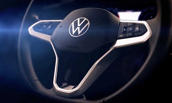 Interior Volkswagen Nivus 2020