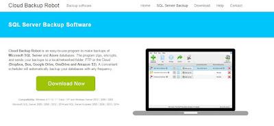 sql database back up software