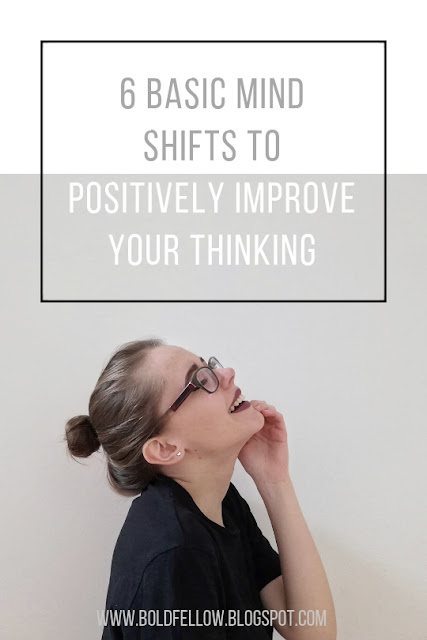 6 tips to positively improve your thinking