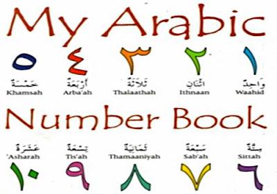 Angka Dalam Bahasa Arab