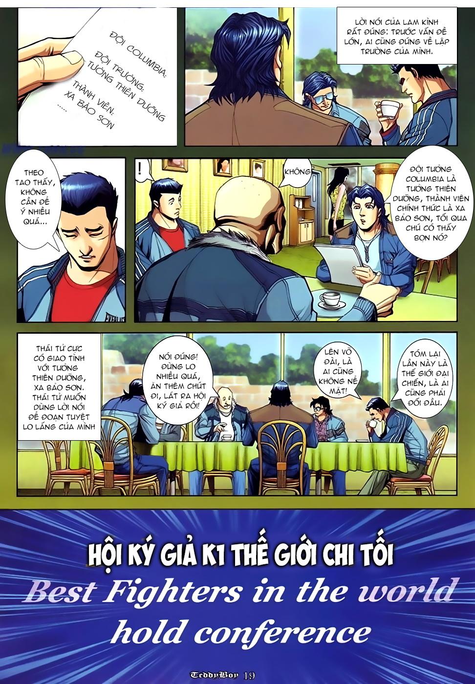 Người Trong Giang Hồ Chap 870 - Truyen.Chap.VN