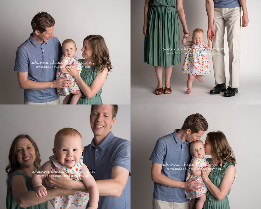 baby and family photographer eugene oregon