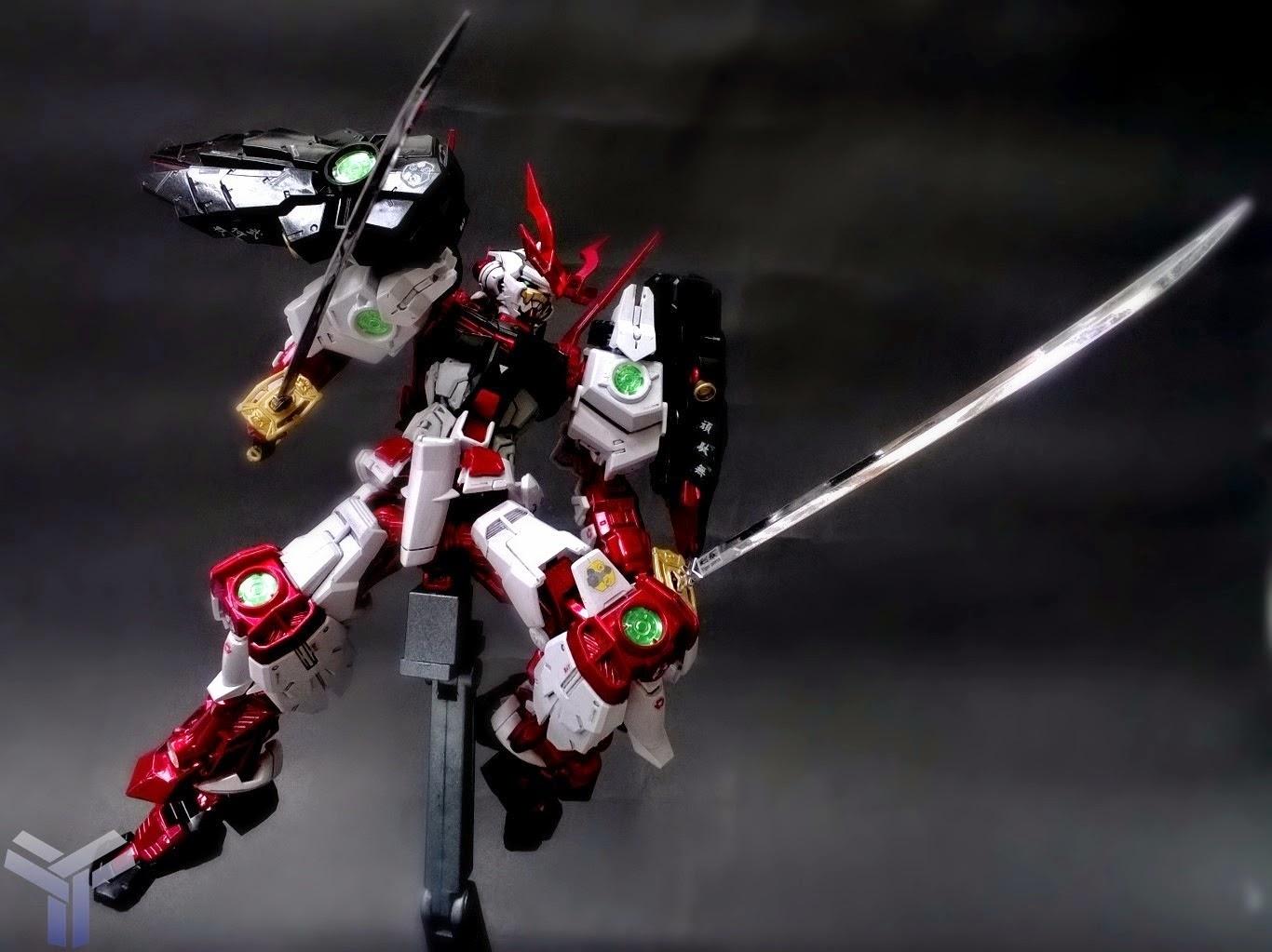 MG Sengoku Astray Painted Build - Gundam Kits Collection News and