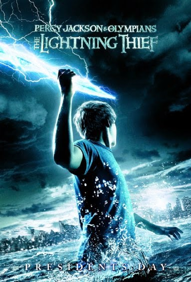 Percy Jackson & the Olympians: The Lightning Thief (2010) 720p BRrip