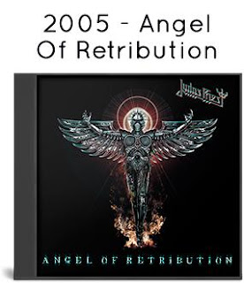 2005 - Angel Of Retribution [Sony, 519300 3, Austria]