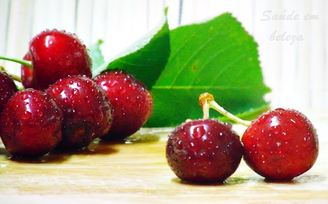 Benefícios e propriedades das cerejas