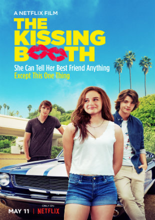 The Kissing Booth 2018 BluRay 1.2GB Hindi Dual Audio 720p