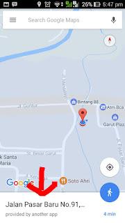 cara share lokasi